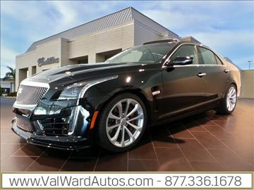 2017 cadillac cts v for sale in fort myers fl. Black Bedroom Furniture Sets. Home Design Ideas