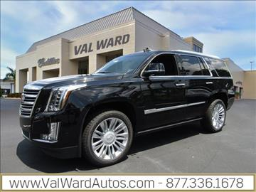 2017 Cadillac Escalade for sale in Fort Myers, FL