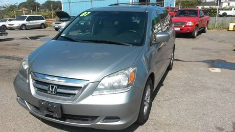 2007 Honda Odyssey for sale in Revere, MA