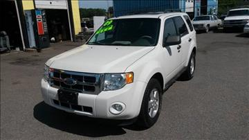 2009 Ford Escape for sale in Revere MA