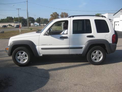 2003 Jeep Liberty for sale in Grand Rapids MI