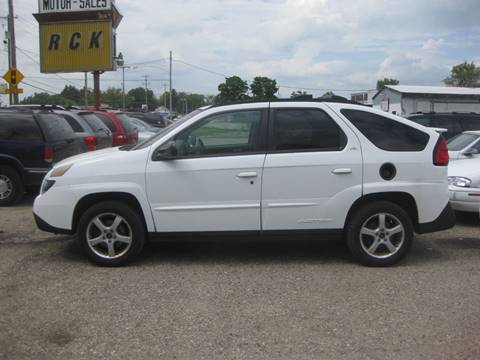 2002 Pontiac Aztek for sale in Grand Rapids, MI