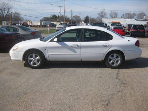 2002 Ford Taurus for sale in Grand Rapids, MI