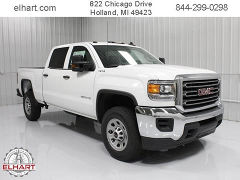 2017 GMC Sierra 3500HD for sale in Holland, MI