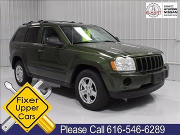2007 Jeep Grand Cherokee for sale in Holland, MI