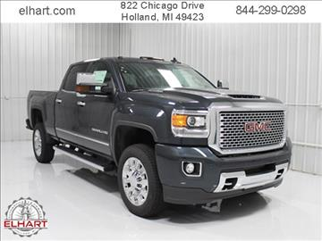 2017 GMC Sierra 2500HD for sale in Holland, MI