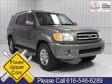 2003 Toyota Sequoia for sale in Holland, MI