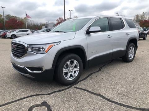 2019 GMC Acadia for sale in Holland, MI