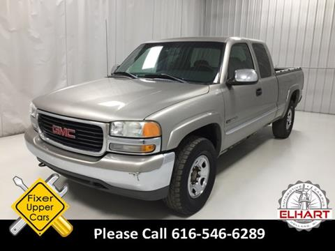 2000 GMC Sierra 2500 for sale in Holland, MI