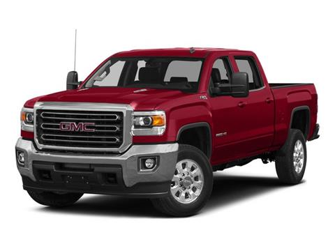 2015 GMC Sierra 2500HD for sale in Holland, MI