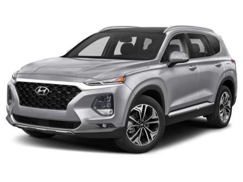 2020 Hyundai Santa Fe for sale in Holland, MI