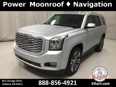 2020 GMC Yukon for sale at Elhart Automotive Campus in Holland MI