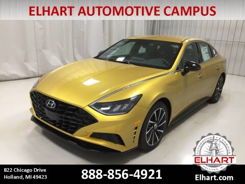 2020 Hyundai Sonata for sale at Elhart Automotive Campus in Holland MI