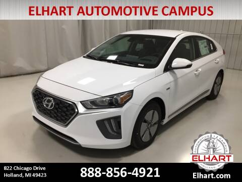 2020 Hyundai Ioniq Hybrid for sale at Elhart Automotive Campus in Holland MI
