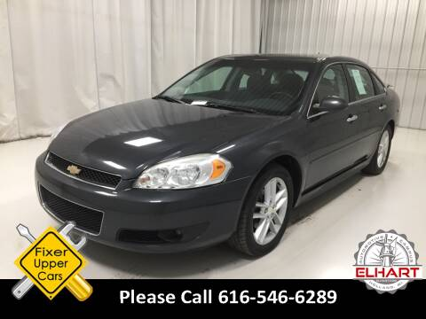 2013 Chevrolet Impala for sale at Elhart Automotive Campus in Holland MI