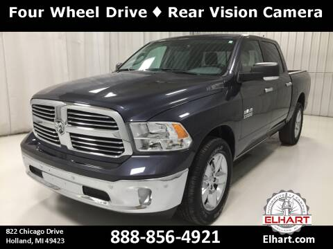 2018 RAM Ram Pickup 1500 for sale at Elhart Automotive Campus in Holland MI