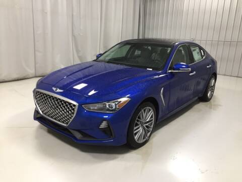 2020 Genesis G70 for sale at Elhart Automotive Campus in Holland MI
