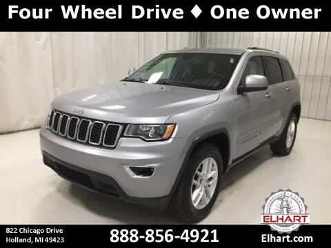 2017 Jeep Grand Cherokee for sale at Elhart Automotive Campus in Holland MI