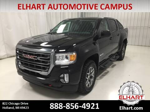 2021 GMC Canyon for sale at Elhart Automotive Campus in Holland MI