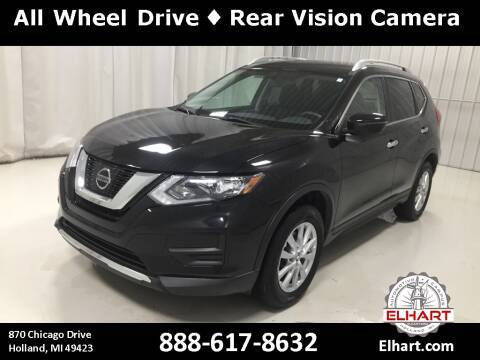 2017 Nissan Rogue for sale at Elhart Automotive Campus in Holland MI
