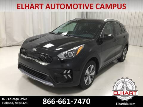 2020 Kia Niro for sale at Elhart Automotive Campus in Holland MI