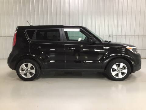 2017 Kia Soul for sale at Elhart Automotive Campus in Holland MI