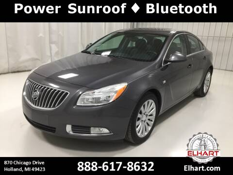 2011 Buick Regal for sale at Elhart Automotive Campus in Holland MI