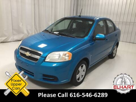 2009 Chevrolet Aveo for sale at Elhart Automotive Campus in Holland MI