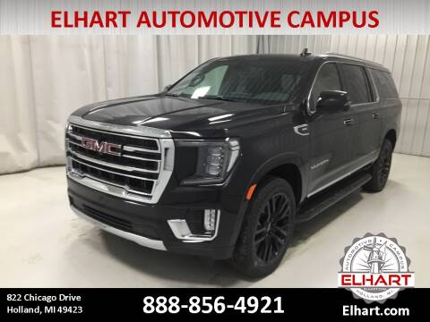 2021 GMC Yukon XL for sale at Elhart Automotive Campus in Holland MI