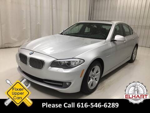 2011 BMW 5 Series for sale at Elhart Automotive Campus in Holland MI