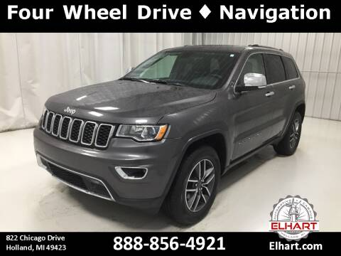 2019 Jeep Grand Cherokee for sale at Elhart Automotive Campus in Holland MI