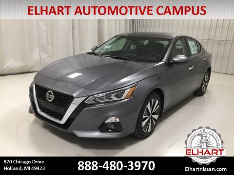 2020 Nissan Altima for sale at Elhart Automotive Campus in Holland MI