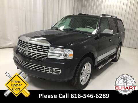 2011 Lincoln Navigator for sale at Elhart Automotive Campus in Holland MI