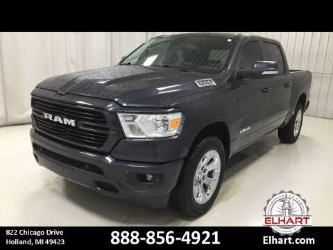 2019 RAM Ram Pickup 1500 for sale at Elhart Automotive Campus in Holland MI