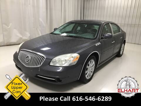 2010 Buick Lucerne for sale at Elhart Automotive Campus in Holland MI