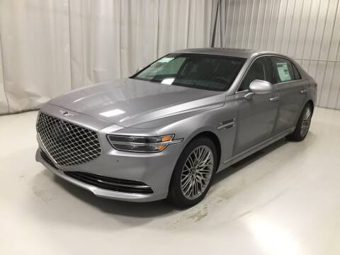 2021 Genesis G90 for sale at Elhart Automotive Campus in Holland MI