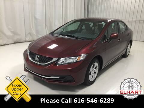 2013 Honda Civic for sale at Elhart Automotive Campus in Holland MI