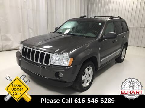2006 Jeep Grand Cherokee for sale at Elhart Automotive Campus in Holland MI