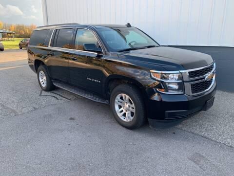 2019 Chevrolet Suburban for sale at Elhart Automotive Campus in Holland MI