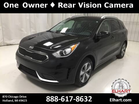 2018 Kia Niro for sale at Elhart Automotive Campus in Holland MI