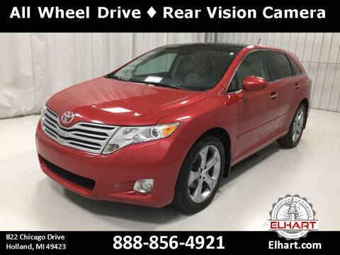 2010 Toyota Venza for sale at Elhart Automotive Campus in Holland MI