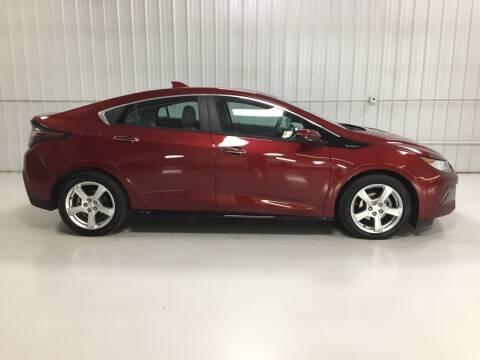 2017 Chevrolet Volt for sale at Elhart Automotive Campus in Holland MI