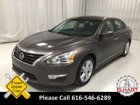 2013 Nissan Altima for sale at Elhart Automotive Campus in Holland MI