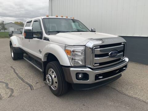 2016 Ford F-450 Super Duty for sale at Elhart Automotive Campus in Holland MI