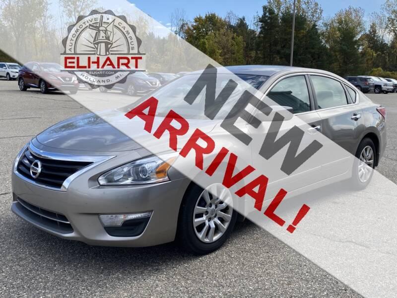2013 Nissan Altima for sale at Elhart Automotive Campus in Holland MI