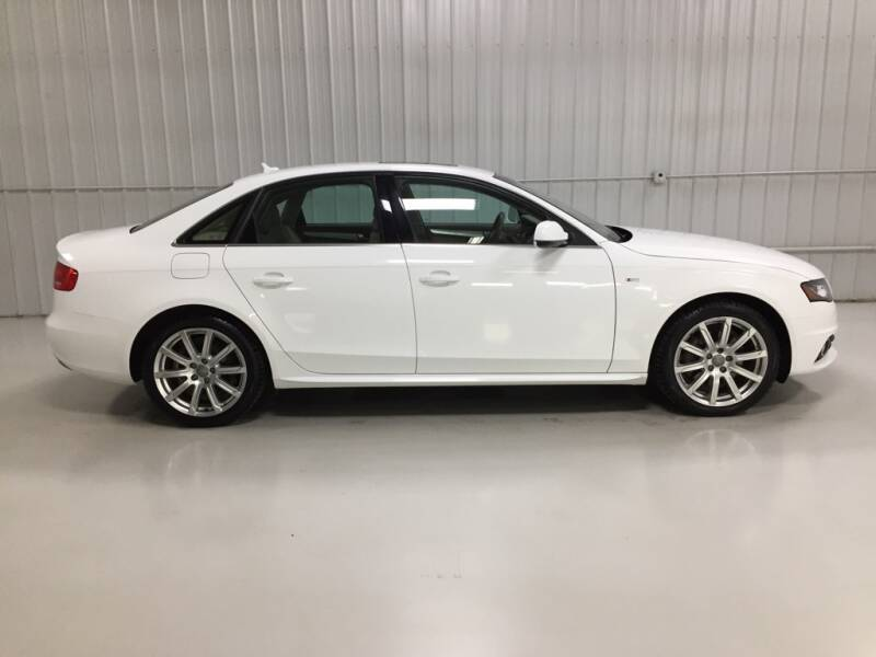 2012 Audi A4 for sale at Elhart Automotive Campus in Holland MI