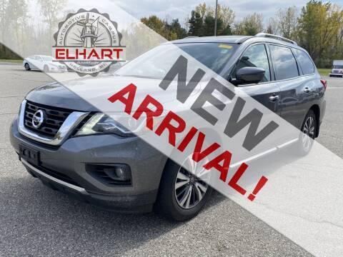 2017 Nissan Pathfinder for sale at Elhart Automotive Campus in Holland MI
