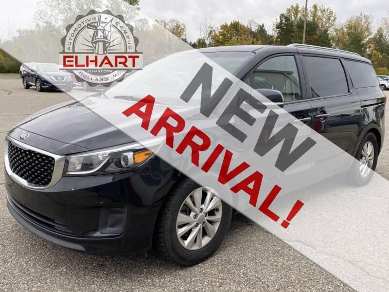 2017 Kia Sedona for sale at Elhart Automotive Campus in Holland MI