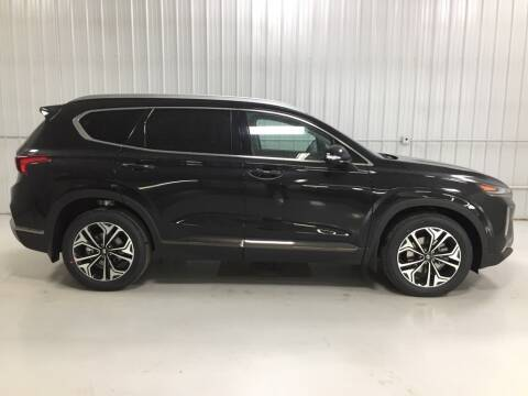 2020 Hyundai Santa Fe for sale at Elhart Automotive Campus in Holland MI