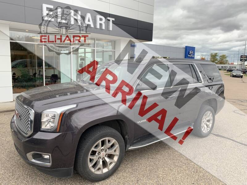 2015 GMC Yukon for sale at Elhart Automotive Campus in Holland MI